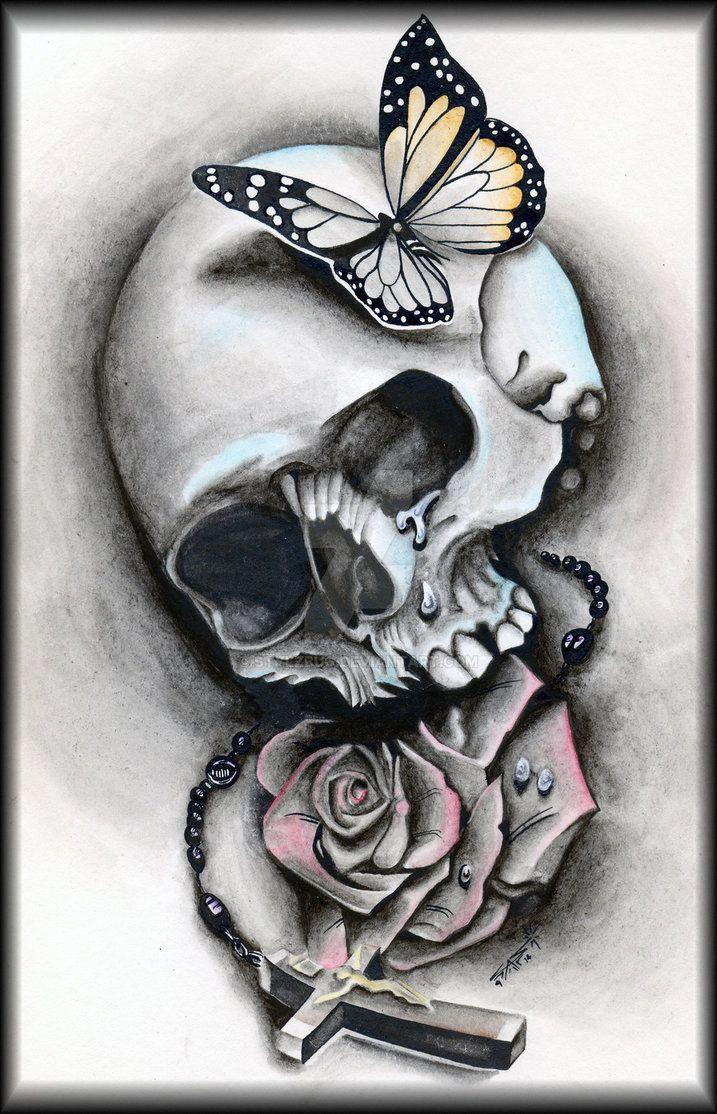 tribal tattoos on back and shoulders Tattoosonback Hình