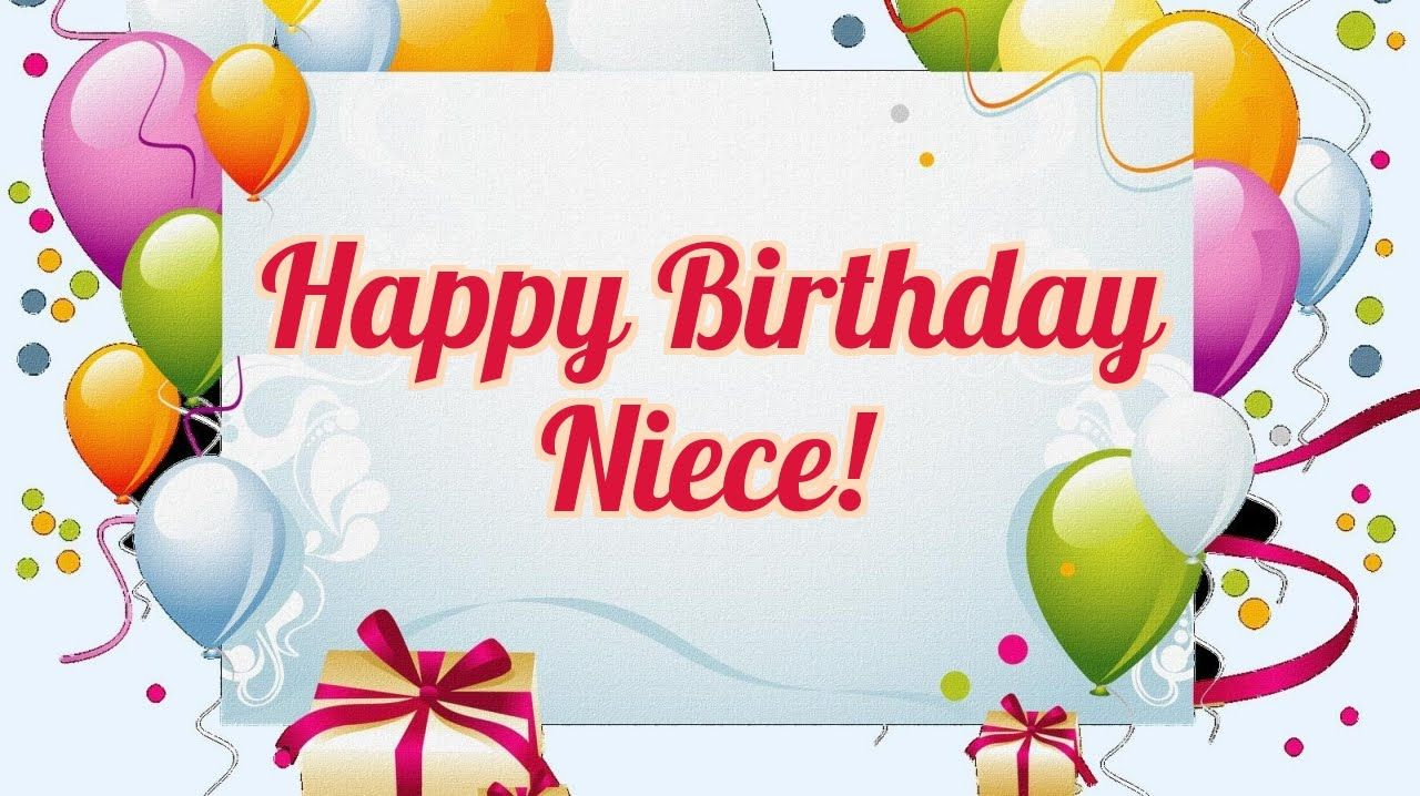 Happy Birthday Niece Youtube Cards For Every Occasion