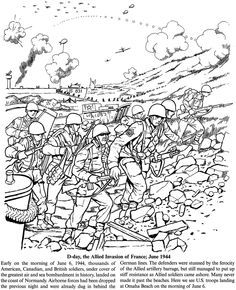 World War 2 Coloring Pages Coloring pages, Free coloring