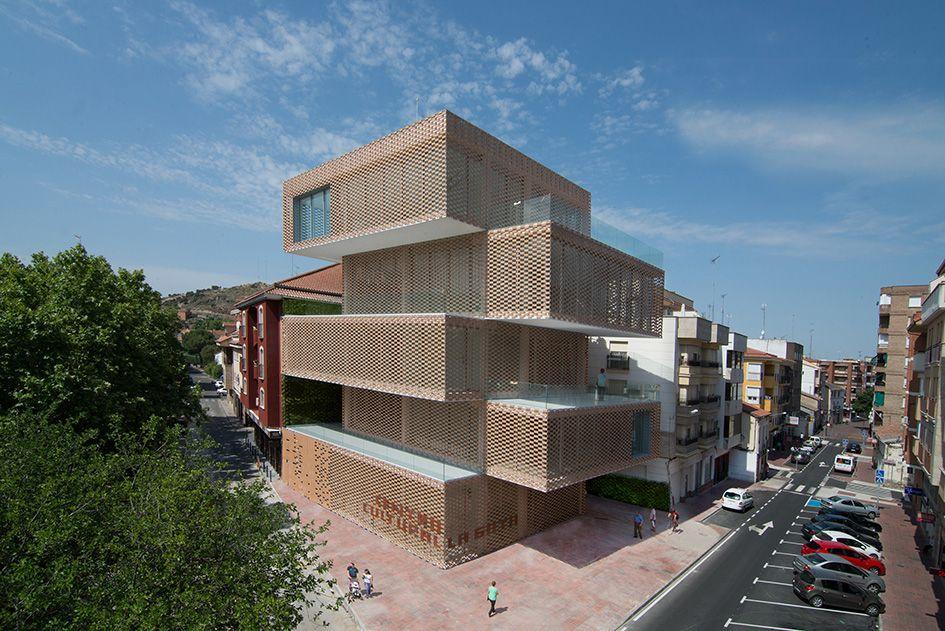 Centro cultural con dise o de losada garc a arquitectos for Arquitectos de la arquitectura moderna