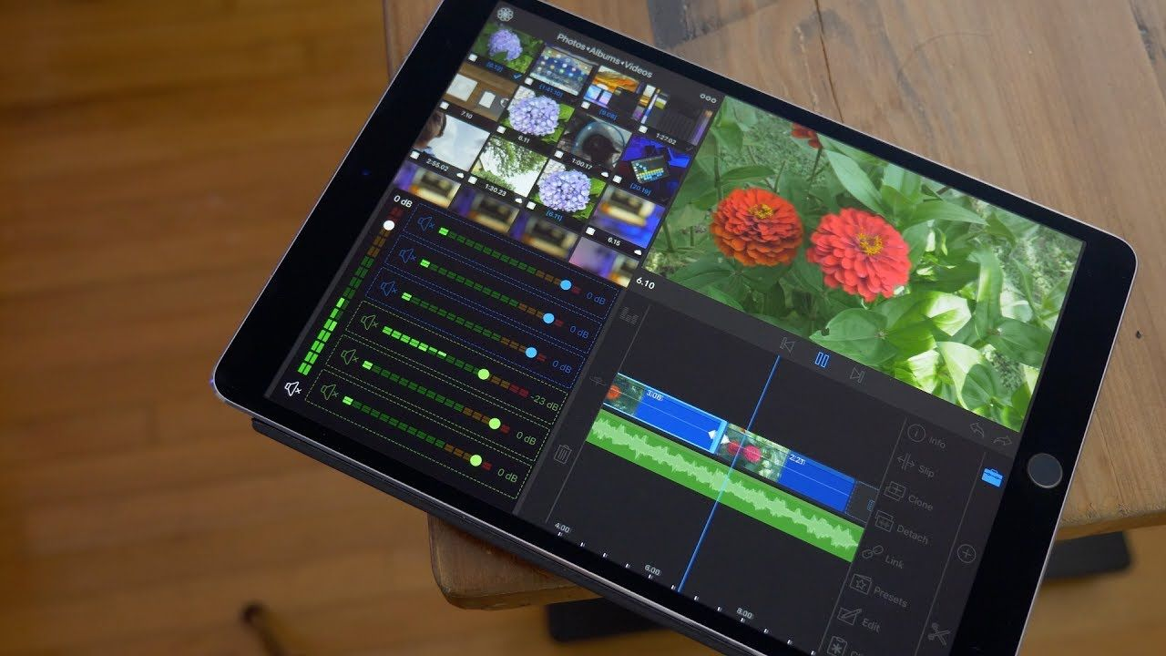 LumaFusion the BEST video editing app for iPad and iPhone!