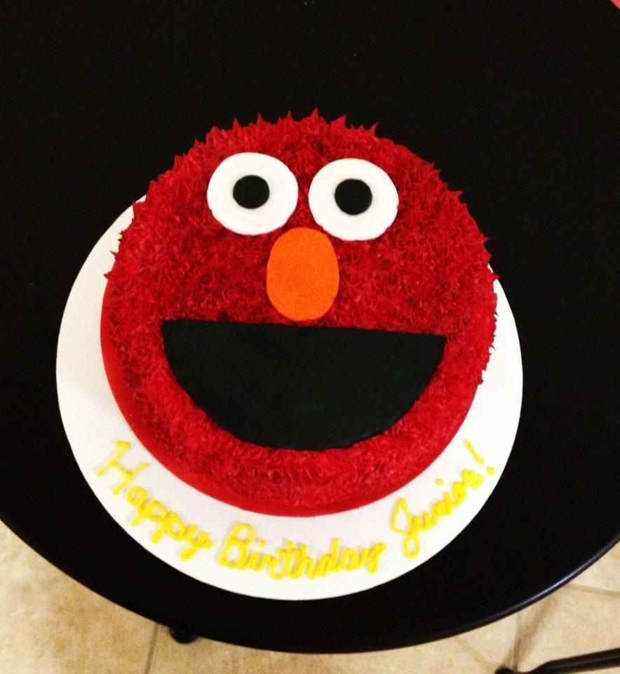 Elmo Birthday Cake Bake Your Day LLC Alexandria LA wwwfacebook
