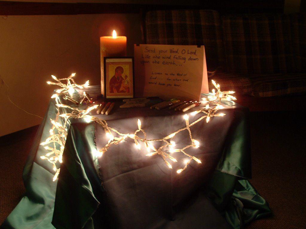 A Reflective Advent Worship Service - December 4 - Good ... |Worship Service Advent Ideas