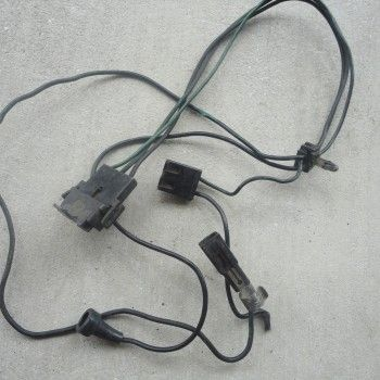 Used A C Wiring Harness Chevelle Malibu Chevrolet Impala Not Sure