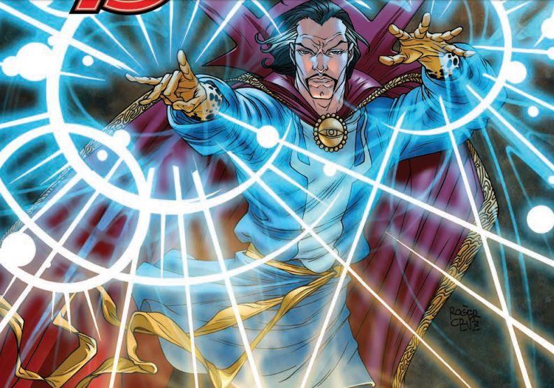 Marvel Action Classics: Doctor Strange Review– Comics in 2020 ...