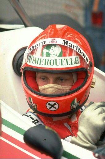 Lauda, 1976 Monaco GP