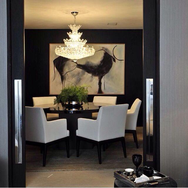 Chris hamoui charisma design comedor - Salle a manger chris ...