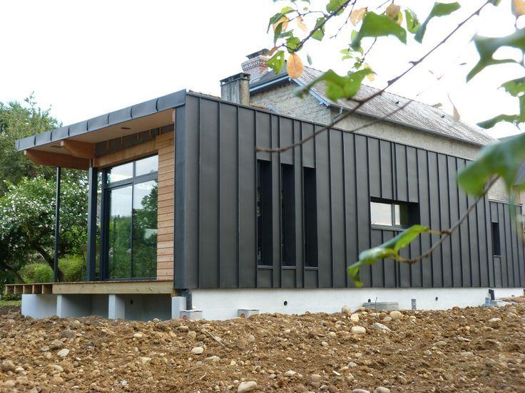 R sultat de recherche d 39 images pour architecte extension for Moulure exterieur pour maison
