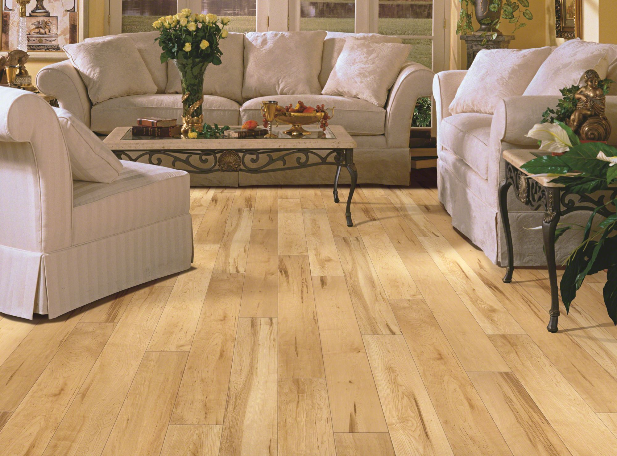 Avalon vancouver birch room view flooring pinterest wood salvador laminate in vancouver birch part of floors shaw laminates collection dailygadgetfo Choice Image