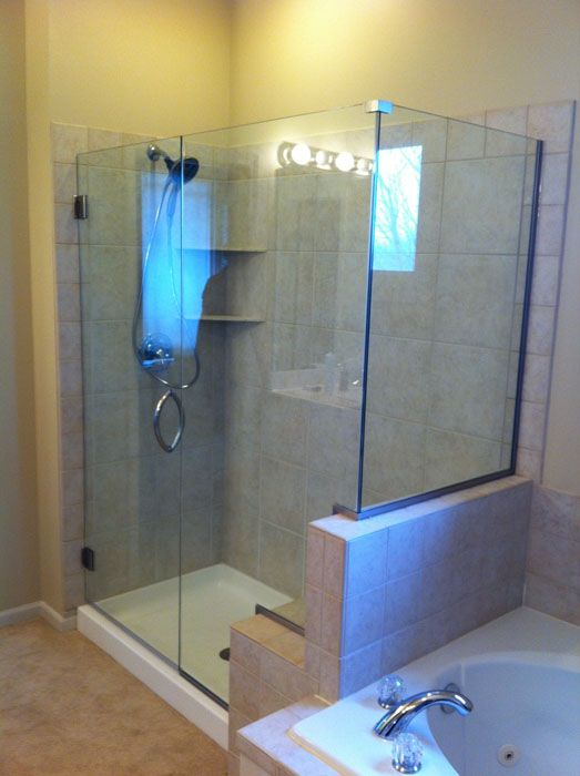 Heavy glass shower doors beautifully crafted and installed in heavy glass shower doors beautifully crafted and installed in kansas city planetlyrics Gallery