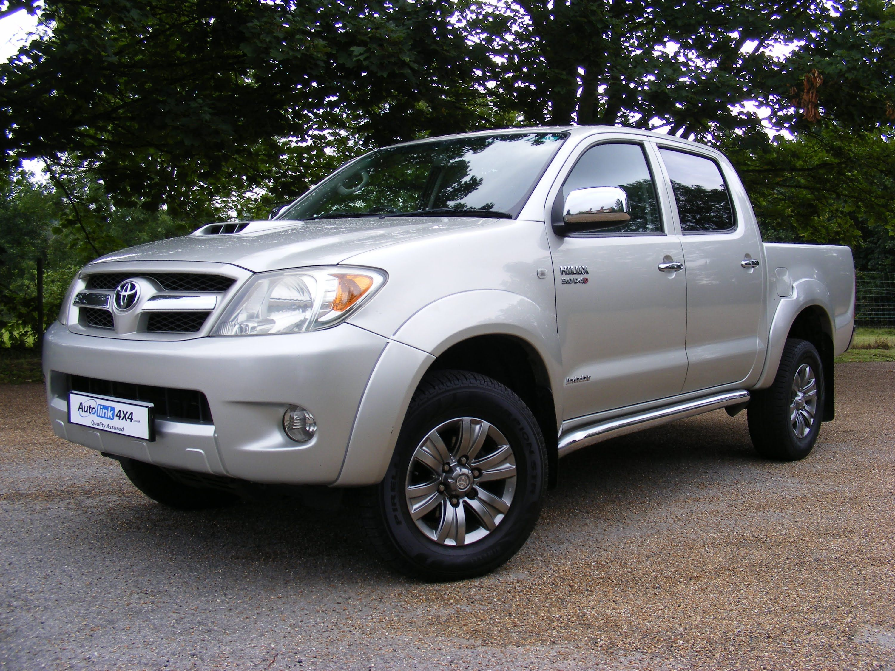 2007 Toyota Hilux D4d Invincible Double Cab For Sale