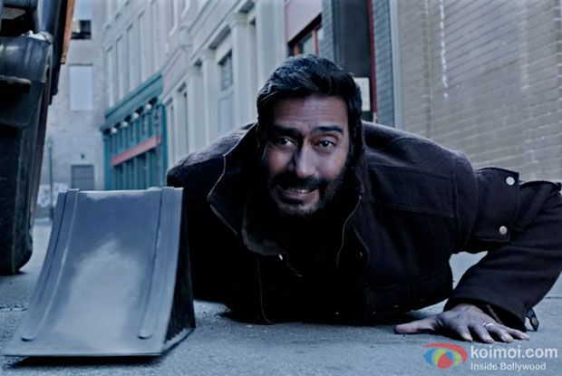 Ajays Shivaay Struggling To Enter The 100 Crore Club At The Domestic Box Office