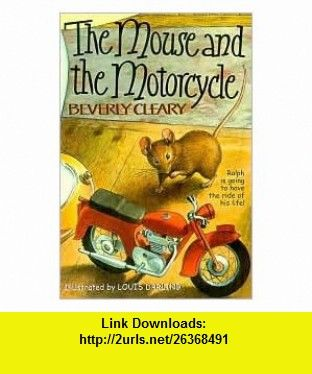 d83aa907059 The Ralph S. Mouse Complete Set The Mouse and the Motorcycle, Runaway  Ralph, and Ralph S. Mouse (3-Book Set) (9780439062077) Beverly Cleary,  Tracy Dockray ...