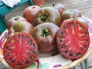 Cherokee Purple Tomato The Flavor Is Extremely Sweet With 640 x 480