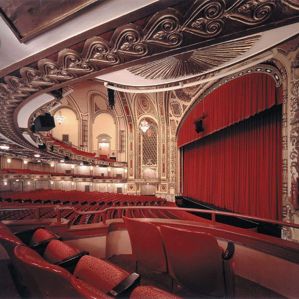 Pin By Karly Jenson On My Polyvore Finds Theater Chicago Theatre Theater Opening