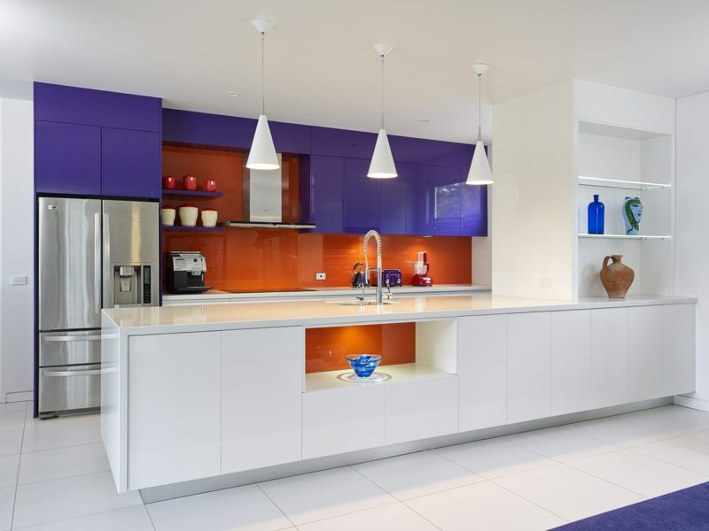Küchenrückwand Ideen und coole Tipps - Ideen Für Küchenrückwand