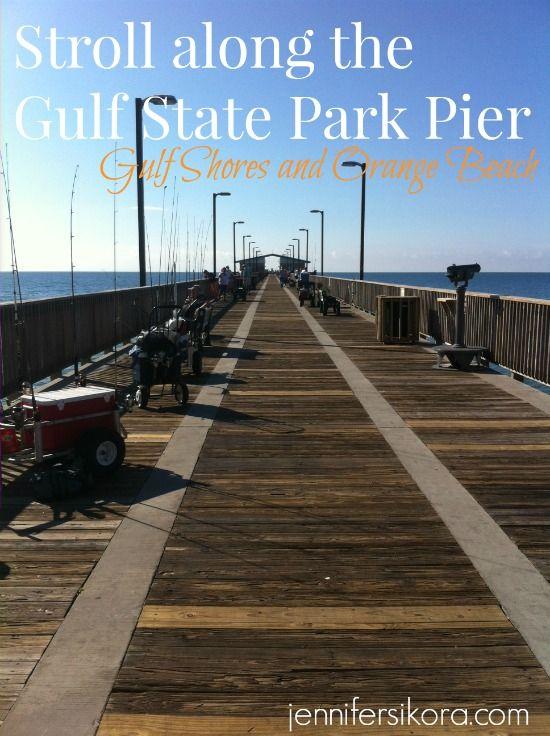 Gulf State Park Pier In Ss And Orange Beach Alabama Jen Around The World