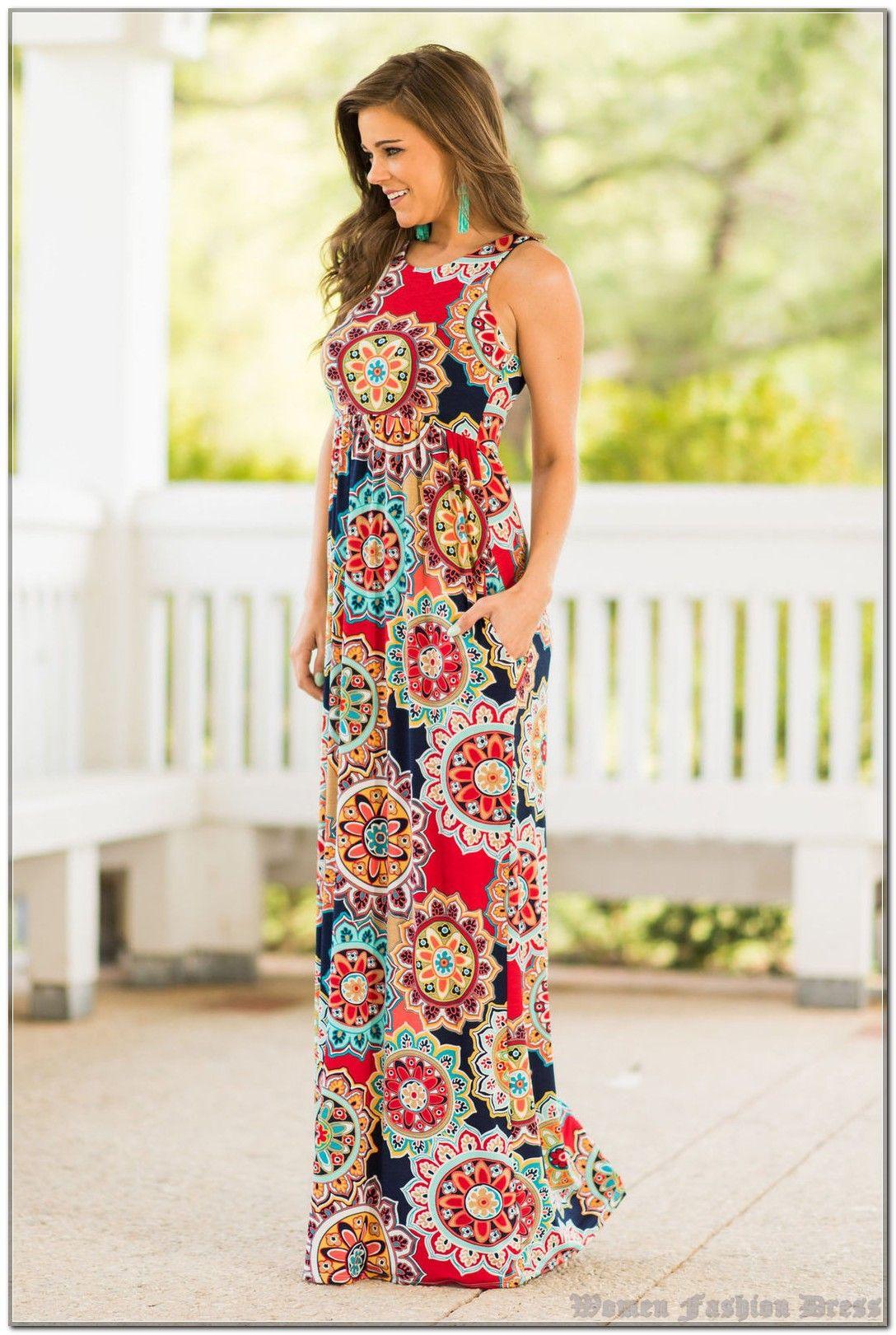 Street Talk: Women Fashion Dress