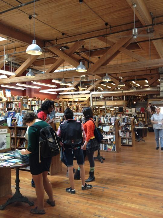 Elliott Bay Book Company, Capitol Hill, Seattle, WA State