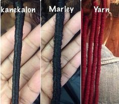 Learn About The Diffe Types Of Hair To Use For Faux Locs Fauxlocs Protectivestyles