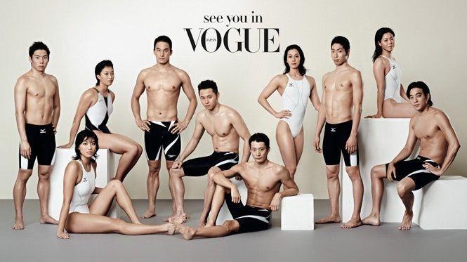 , 競泳日本代表が、VOGUE JAPANに登場! | Vogue Japan #JAPANに登場 #vogue japan fashion #競泳日本代表がVOGUE, Family Blog 2020, Family Blog 2020