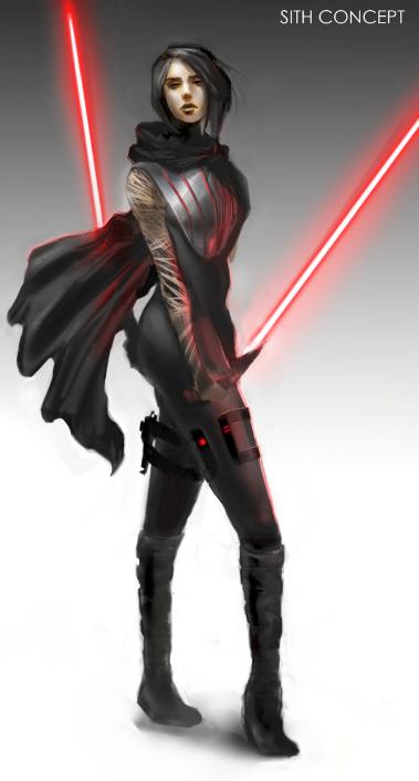 Female Sith Concept