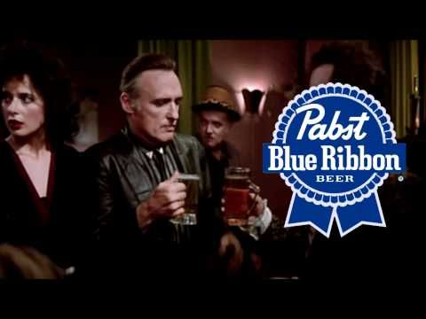 David Lynch's Pabst Advert