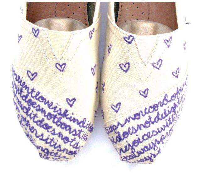 Cute Toms shoes