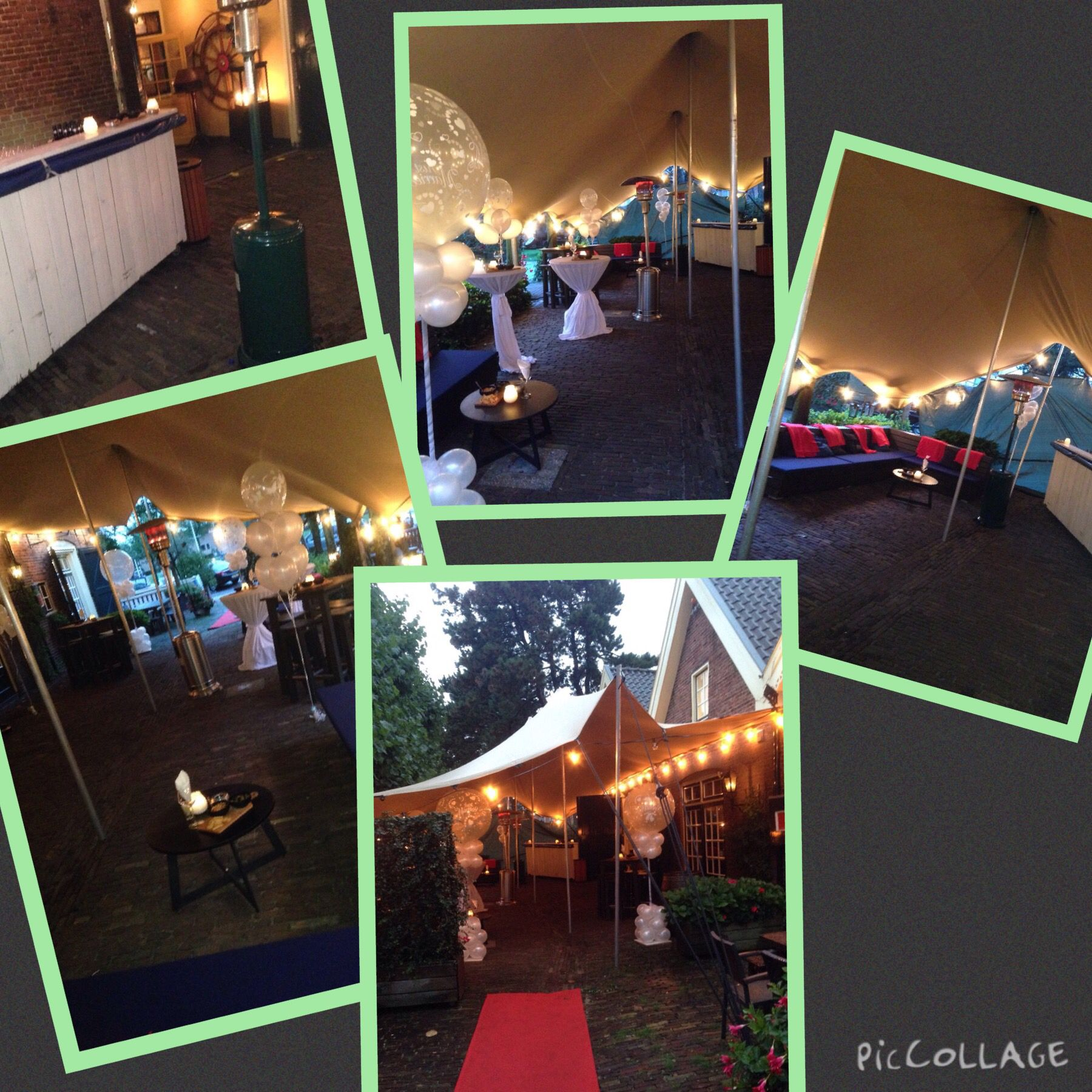 Paardenstal bruiloft 150 gasten verwacht