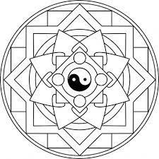 Resultado De Imagen Para Mandalas Relajantes Para Colorear Mandala Coloring Pages Mandala Pattern Mandala Coloring