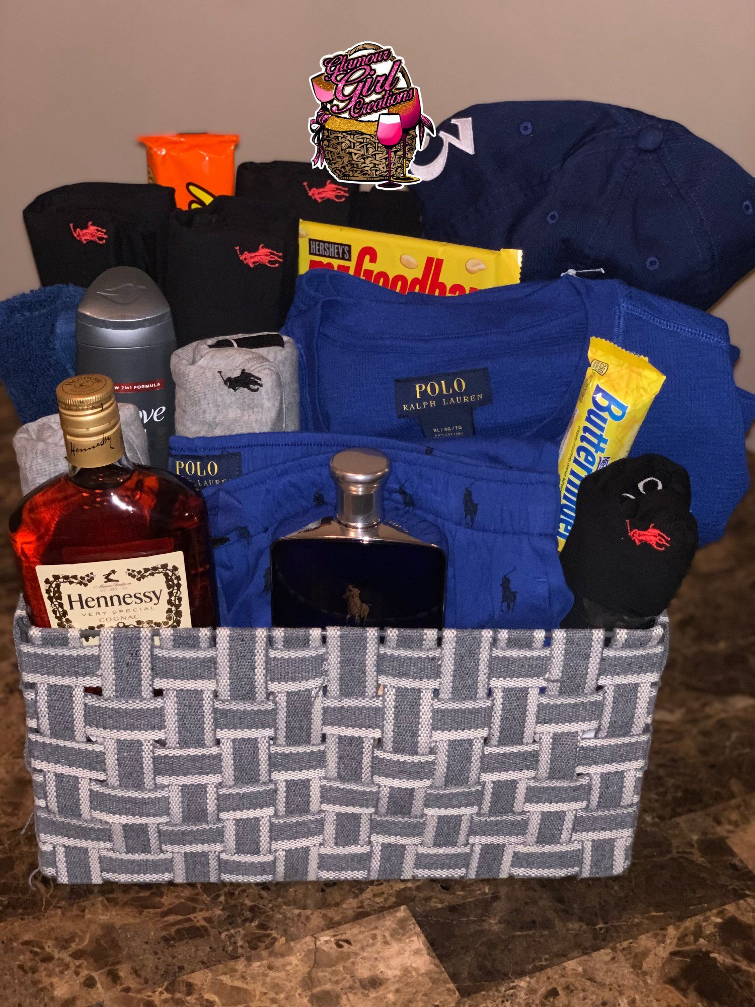 Image of Large Polo Basket Cute gifts for your boyfriend