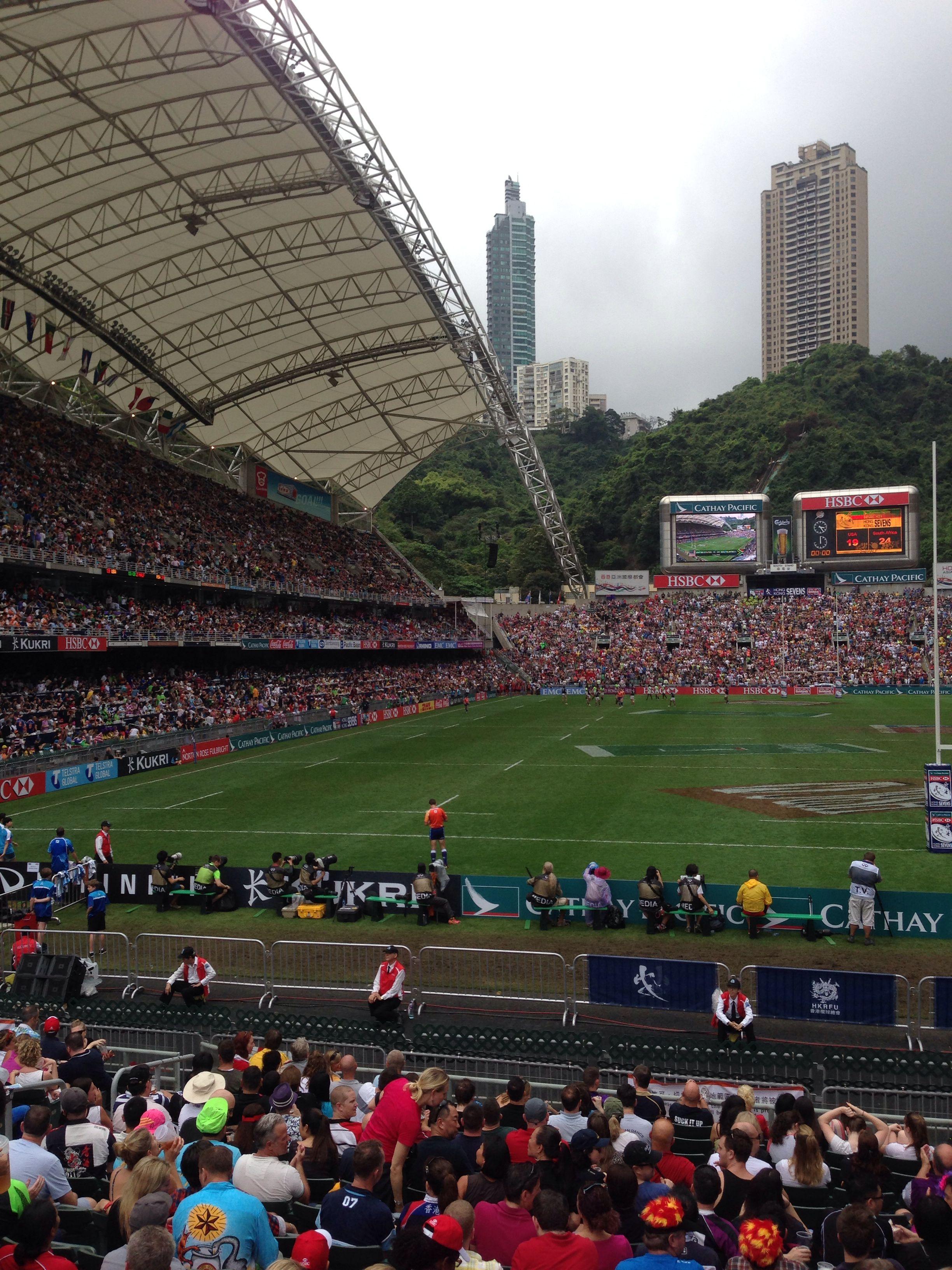Hong Kong Sevens #hk7s #armorx