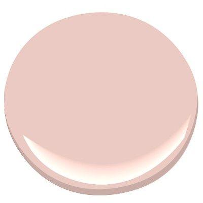 037 rose blush color pink paint colors coral paint. Black Bedroom Furniture Sets. Home Design Ideas