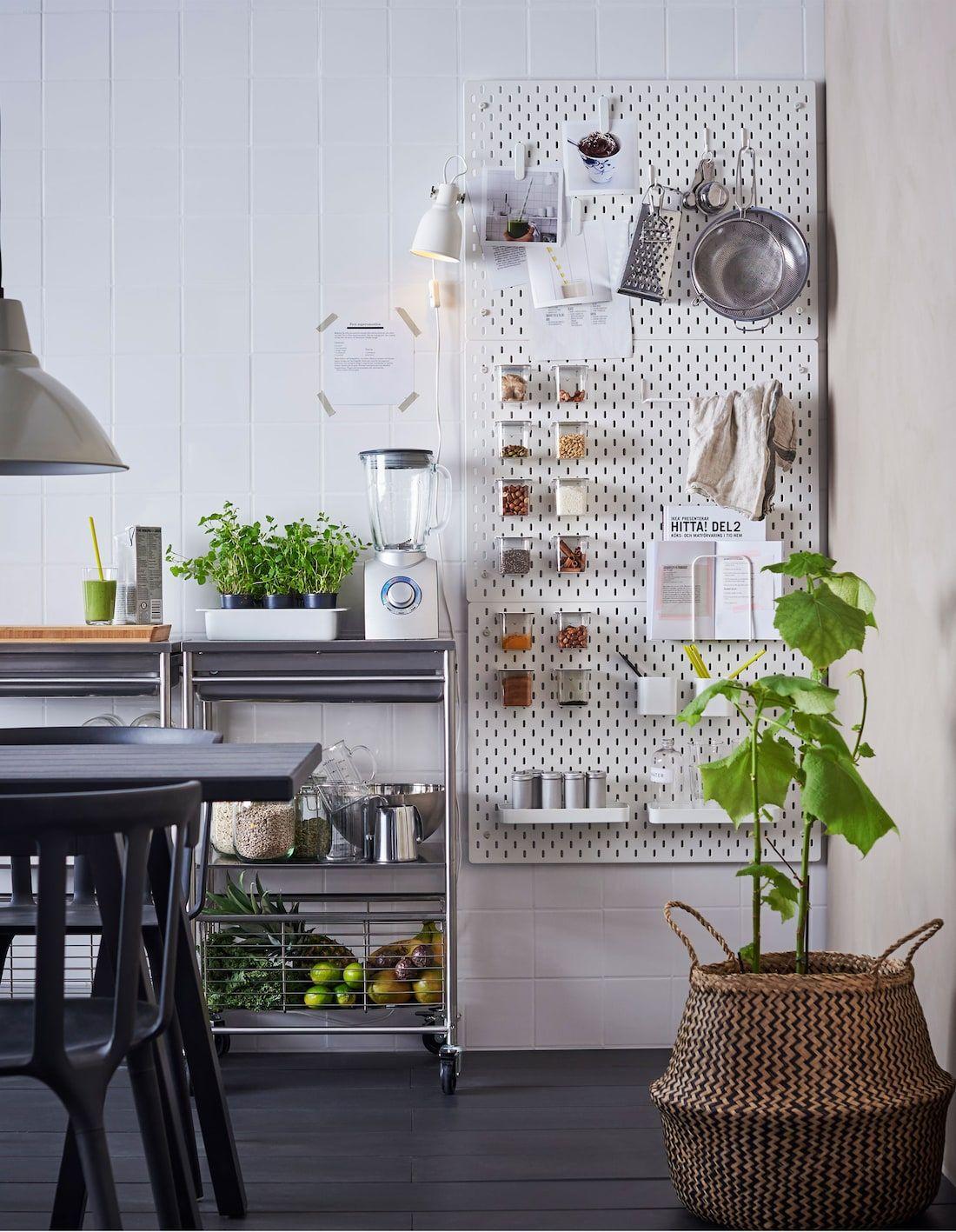 Pegboard Ideen Mit Pfiff Kleiner Lebensraum Zimmerdekoration Und Dekor