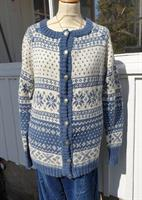 Photo of Finished knit – Lady