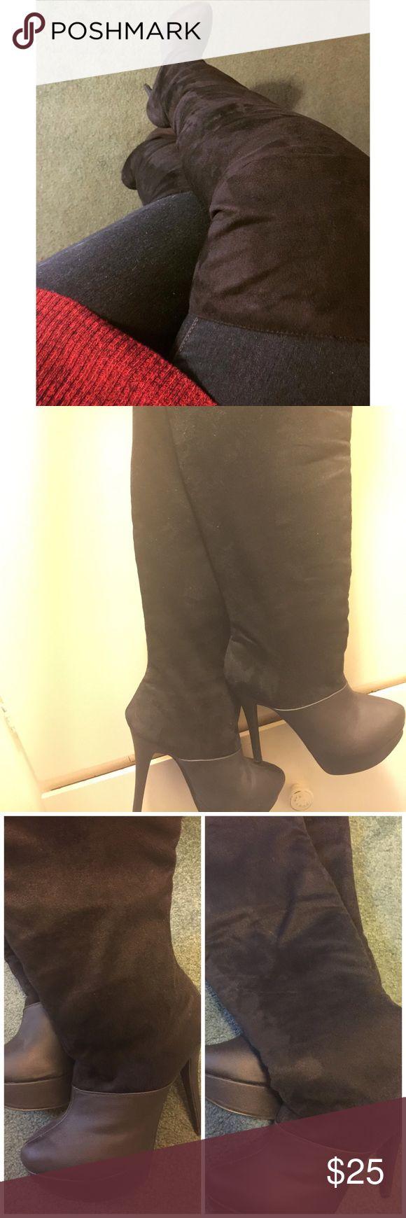 Selling this Otk heel boots on Poshmark! My username is: dmenzel. #shopmycloset #poshmark #fashion #shopping #style #forsale #Shoes