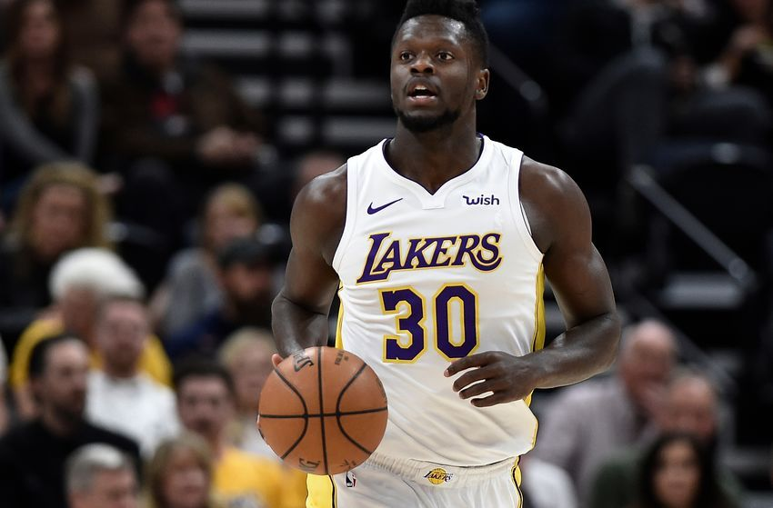 Los Angeles Lakers Must Re Sign Restricted Free Agent Julius Randle Nba Nbafreeagency Lakeshow Julius Randle Free Agent Lakers Sign