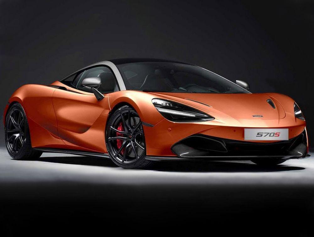 Future Cars Worth Waiting For McLaren 570S Successor in