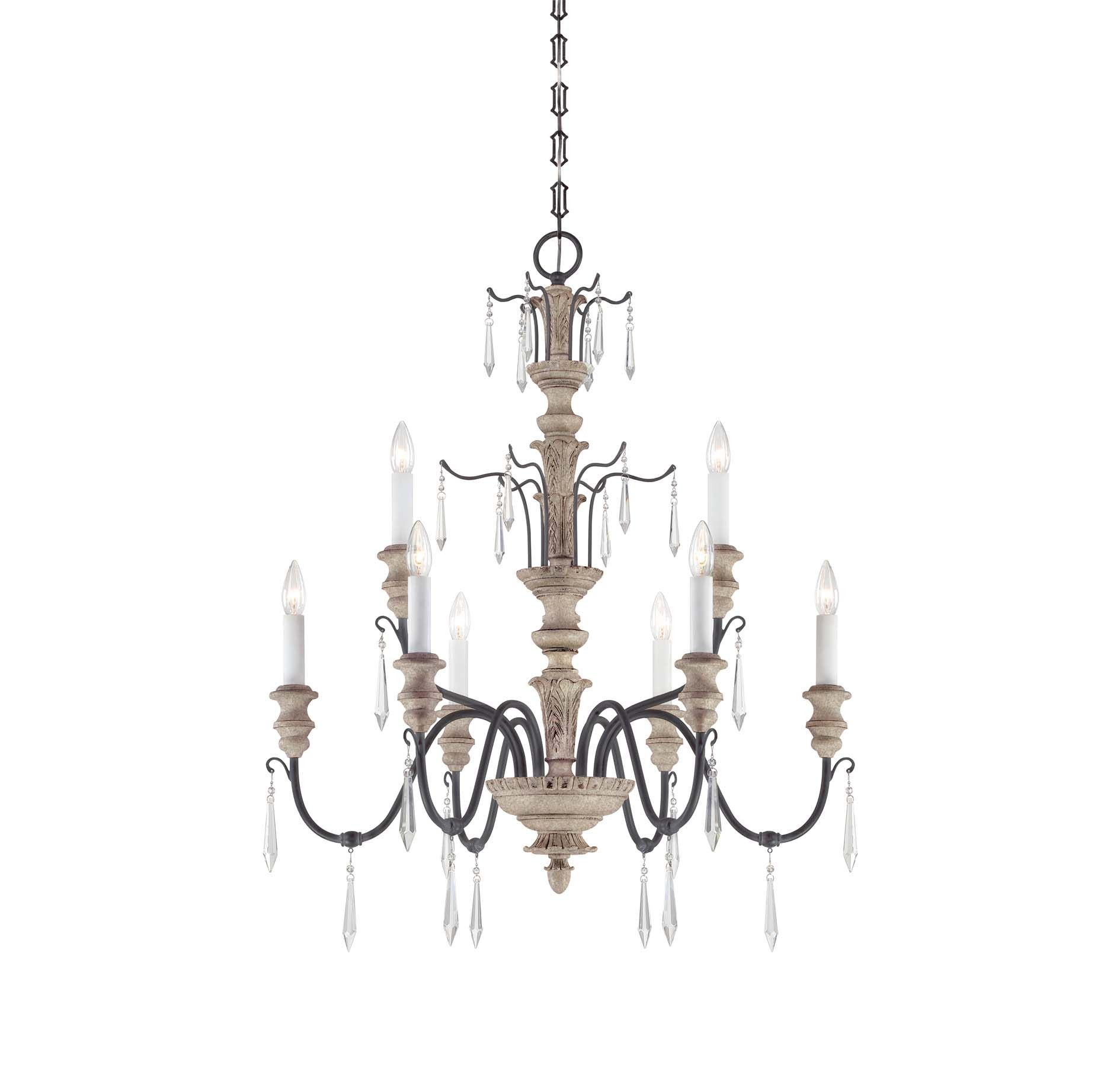 Savoy Madeliane 9 Light Chandelier Products