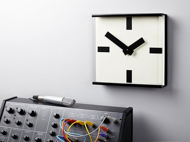 Twenty Four Hours Wall Clock By Mats Theselius And Andreas Roth Wall Clock Clock Storage Design