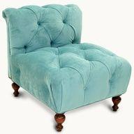 Robinu0027s Egg Blue Slipper Chair   Google Search