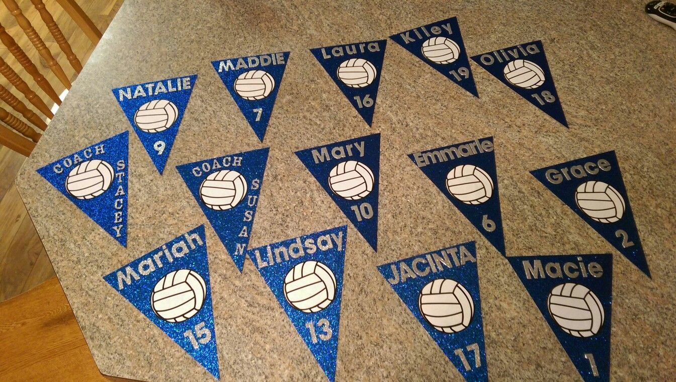 Pin By Shelley Henson On Volleyball Volleyball Locker Decorations Volleyball Team Gifts Volleyball Locker
