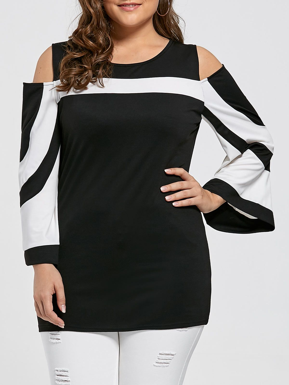 64e1e2c34f0 Buy the latest plus size t shirts for women at cheap prices