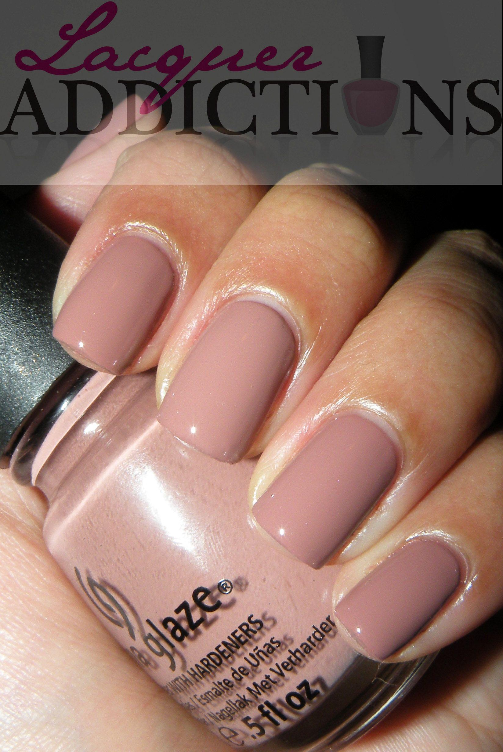 Dress Me Up- Hunger Games China Glaze | Nagelkunst, Nails und Kosmetik