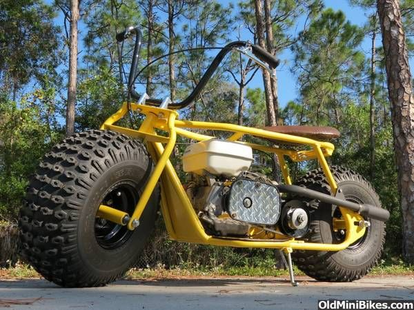 For A Fat Wheel Tire Mini Bike Build What Kind Of Wheels