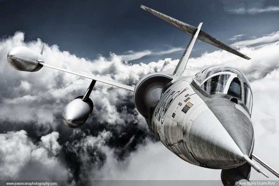 F-104 Starfighter by Chema Ocaña on 500px