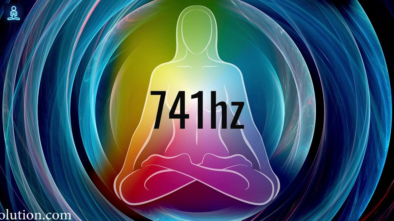 741 HZ- CLEANSE INFECTIONS, VIRUS, BACTERIA, FUNGAL