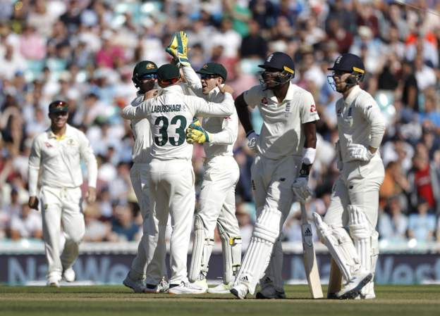 England beat Australia to draw Ashes series 22 relive