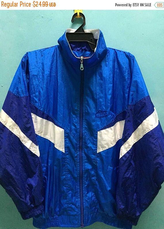 8b7f971552d7 10 % Vintage 90s Nike windbreaker Jacket Hip Hop Size XL