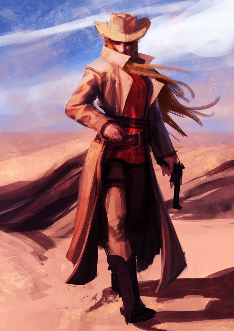 Calamity 2 by ~Makkon on deviantART | Characters: Gunslingers